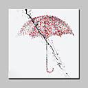 olcso Csendélet festmények-Hang festett olajfestmény Kézzel festett - Csendélet Modern Kerettel