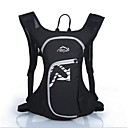 cheap Bakeware-12l Cycling Backpack / Backpack for Leisure Sports / Traveling / Running Sports Bag Waterproof / Wearable / Multifunctional Running Bag iPhone 8/7/6S/6 / - Terylene Black+Gray