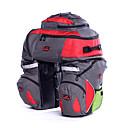 billige Vesker til sykkelramme-Sykkelveske 75LVesker til bagasjebrettet/Sykkelvesker Ryggsekktrekk Reflekterende Stripe Fort Tørring Støvtett Anvendelig Fukt-sikker