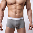 halpa Miesten alusvaatteet ja sukat-Miesten Super Sexy Retroshortsit - Color Block 1 Kappale