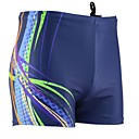 cheap Athletic Swimwear-Men's Swim Shorts Waterproof, Ultraviolet Resistant, Breathable Lycra Swimwear Beach Wear Board Shorts Classic Swimming / Diving / Surfing