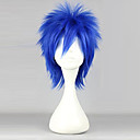 cheap Adults Costumes-Cosplay Wigs Fairy Tail Mystogan Anime Cosplay Wigs 35 CM Heat Resistant Fiber Men's