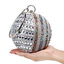 preiswerte Clutches & Abendtaschen-Damen Taschen Polyester Abendtasche Crystal / Strass Anhänger / Schmuck für Hochzeit Veranstaltung / Fest Einkauf Normal Formal Büro &