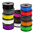 cheap 3D Printer Parts & Accessories-400(m) 3 D Printer Supplies 1.75 Mm Abs 1 Kg Of A Roll  ,1.0(g/cm3),Random Color