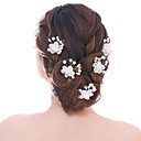 abordables Accesorios para el Cabello-Pasador Accesorios para el cabello Acrílico Accesorios pelucas Mujer PC 1-5cm cm