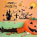 preiswerte Wand-Sticker-Dekorative Wand Sticker - Flugzeug-Wand Sticker Feiertage Wohnzimmer / Schlafzimmer / Badezimmer / Abziehbar