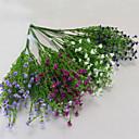 voordelige Slaapzakken & Kampeerbeddengoed-Kunstbloemen 1 Tak Pastoraal Stijl Gipskruid Bloemen voor op tafel