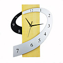 cheap Cake Toppers-Personality Simple Wall Clock