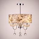 povoljno Lusteri-QINGMING® Bubanj Lusteri Downlight - Crystal, 110-120V / 220-240V Bulb not included / 10-15㎡ / E12 / E14