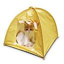 abordables Camas y Mantas para Perro-Gato Camas Mascotas Colchonetas y Cojines Lunares Tienda Casual/Diario Amarillo Verde Rosa