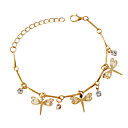 cheap Bracelets-Women's Charm Bracelet - Animal Fashion Bracelet Golden For