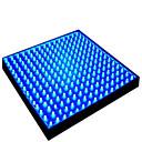 preiswerte LED Pflanzenlampe-700lm E26 / E27 Wachsende Leuchte Drehbae 225 LED-Perlen Hochleistungs - LED Dekorativ Blau 220-240V