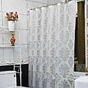 preiswerte Duschvorhänge-Duschvorhänge Modern PEVA Blumen Maschinell gefertigt