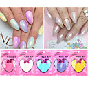 cheap Nail Glitter-10g bag trend mermaid effect nail art diy glitter powder dust magic glimmer