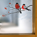 cheap Window Film & Stickers-Window Film & Stickers Decoration Contemporary Animal PVC/Vinyl Window Film