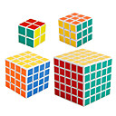 cheap Rubik's Cubes-Magic Cube IQ Cube shenshou 2*2*2 3*3*3 4*4*4 Smooth Speed Cube Magic Cube Puzzle Cube Professional Level Speed Classic & Timeless Kid's Adults' Toy Boys' Girls' Gift