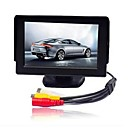 billige Head-Up Displays-4.3 tommer (ca. 11cm) TFT-LCD Car Reversing Monitor for Bil