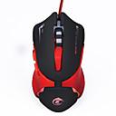 olcso Egér-Vezetékes USB Office Mouse Optikai 6 pcs kulcsok LED fény 6 állítható DPI szint 1200/1600/2400/3200/5500 dpi