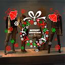 abordables Holiday Home Textiles-Ventana de película y pegatinas Decoración Moderno Art Decó PVC / Vinilo Adhesivo para Ventana