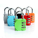 cheap Travel Security-Luggage Lock 3 Digit Anti-theft Luggage Accessory For Luggage