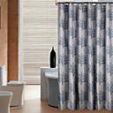 preiswerte Duschvorhänge-1pc Duschvorhänge Modern Polyester Bad