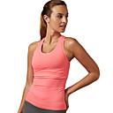 voordelige Fitness-, hardloop- en yogakleding-Dames Racerback Hardlooptanktop - Blauw, Roze, Grijs Sport Sexy, Modieus Spandex Ves / Mouwloos / Singlet / Kleding Bovenlichaam