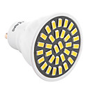baratos Adesivos de Parede-YWXLIGHT® 500-700lm GU10 Lâmpadas de Foco de LED T 32 Contas LED SMD 5733 Decorativa Branco Quente Branco Frio 110-130V 220-240V