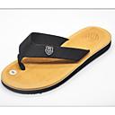 preiswerte Herren Hausschuhe und Flip-Flops-Herrn Schuhe PVC Sommer Komfort Slippers & Flip-Flops Grün / Blau / Kamel