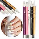 baratos Adesivos de Unhas-Escovas de unhas Novidades arte de unha Manicure e pedicure Clássico / Estilo bonito Diário