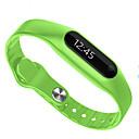 billige Smartplugger-0001 Smart armbånd iOS Android GPS Tidtaker Vannavvisende Trenings logg Sundhetspleie Distanse måling Informasjon Kreativ Stoppeklokke