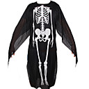 cheap Halloween Party Supplies-Halloween Wear Printed Skeleton Costumes Adult Ghost Garments Skeleton For Child&Adult Plus Size Party Decorations