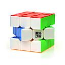 olcso Rubik kockái-Magic Cube IQ Cube YONG JUN 3*3*3 Sima Speed Cube Rubik-kocka Puzzle Cube szakmai szint Sebesség Klasszikus és időtálló Gyermek Felnőttek Játékok Fiú Lány Ajándék