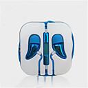 baratos Fones de Ouvido-H1027 No ouvido Com Fio Fones Dinâmico Plástico Celular Fone de ouvido Com Microfone Fone de ouvido