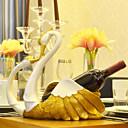 abordables Utensilios de cocina-Estantes de Vino Revestido de porcelana, Vino Accesorios Alta calidad CreativoforBarware cm 0.15 kg 1pc