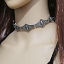 preiswerte Halsbänder-Damen Halsketten / Statement Ketten - Blume Erklärung, Retro, Böhmische Silber 30 cm Modische Halsketten Für Party, Alltag, Normal
