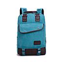preiswerte Laptoptaschen-Unisex Taschen Segeltuch / Baumwolle / Leder Laptop Tasche für Draussen Braun / Blau / Dunkelrot