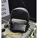 preiswerte Taschensets-Damen Taschen Seide Rucksack Reißverschluss Grau / Purpur / Rot