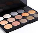 cheap Eye Shadows-15pcs Shadow Powder Daily Makeup / Halloween Makeup / Party Makeup