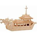 halpa 3D palapeli-Puiset palapelit Kissa Laiva Professional Level Puinen 1pcs Lasten Poikien Lahja