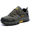 cheap Men's Athletic Shoes-Men's Fabric Spring / Fall Comfort Sneakers Hiking Shoes Slip Resistant Gray / Brown / Green