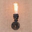 billige Vegglamper-Rustikk / Hytte Vegglamper Metall Vegglampe 110-120V / 220-240V 40W / E27