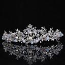 preiswerte Parykopfbedeckungen-Künstliche Perle / Strass / Aleación Tiaras mit 1 Hochzeit / Besondere Anlässe / Normal Kopfschmuck