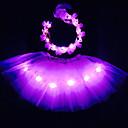 preiswerte Haarschmuck-Damen / Mädchen LED / Süß / Beleuchtet, Stoff Stirnband - Blume
