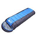 abordables Sacos de Dormir y Camas para Cámping-Bolsa de dormir Al aire libre 10°C Saco Rectangular Bien Ventilado Impermeable Portátil Resistente al Viento Resistente a la lluvia