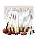 preiswerte Make-up-Pinsel-Sets-15pcs Makeup Bürsten Professional Bürsten-Satz- Borstenpinsel / Nylon Pinsel / Künstliches Haar Professionell / Synthetik / Hypoallergen