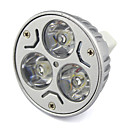 preiswerte LED-Spotleuchten-380lm GU5.3(MR16) LED Spot Lampen MR16 LED-Perlen Hochleistungs - LED Warmes Weiß Kühles Weiß 12V
