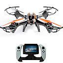cheap RC Drone Quadcopters & Multi-Rotors-RC Drone UDI R / C U818S 4CH 6 Axis 2.4G With HD Camera RC Quadcopter FPV / LED Lights / Failsafe RC Quadcopter / Remote Controller /
