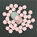 abordables Calcomanías de Uñas-50 pcs Joyas de Uñas Encantador arte de uñas Manicura pedicura Diario Flor / Moda / Joyería de uñas