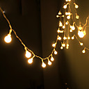preiswerte Radtrikots-4m Leuchtgirlanden 40 LEDs Dekorativ / IP44