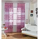 preiswerte Gardinen-Ösen Ein Panel Window Treatment Europäisch, Druck Wohnzimmer Polyester Stoff Gardinen Shades Haus Dekoration